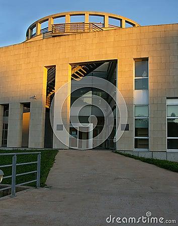 Museum van archeologie aan Olbia