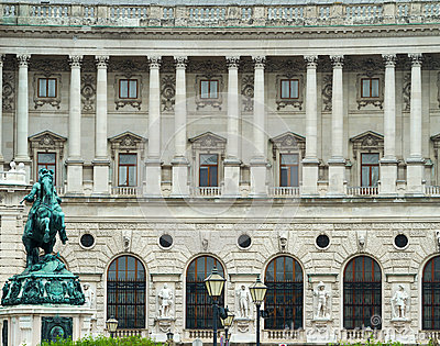 Museum Of Vienna Stock Images - Image: 26518114