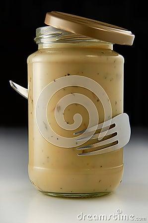 Mushroom Flavor Spaghetti Sauce
