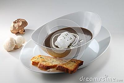 Mushroom sup