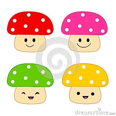 Free Mushrooms / Mushroom Royalty Free Stock Photography - 17330077