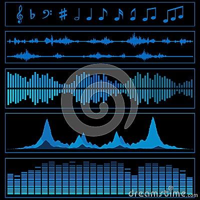 Free Music Background Stock Photo - 16723660