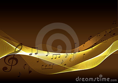 Music Background Stock Images - Image: 17467834