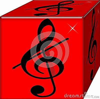 Free Music Box Stock Photos - 8217263