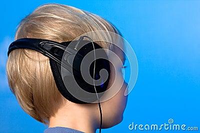 Music boy