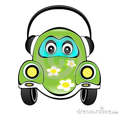 Music car
