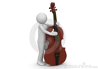 Music collection - Contrabass
