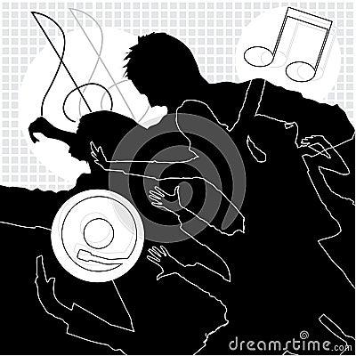 Music, dance and fun