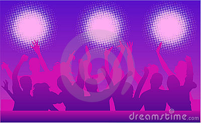 Music And Dancing Stock Photos - Image: 13498333