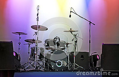Music drums instrument