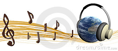 Music with earth