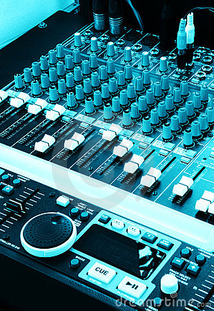 Music Graphic equalizers & mixers for DJ