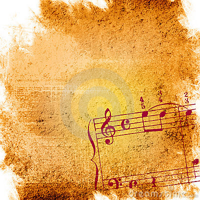 Free Music Grunge Backgrounds Royalty Free Stock Images - 12313459