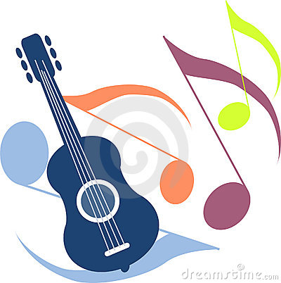 Music and guitar