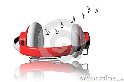 Music Headphone.