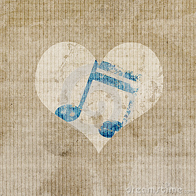 Music in heart