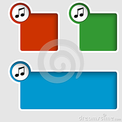 Free Music Icon Royalty Free Stock Photography - 39990367