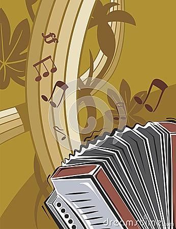 Free Music Instrument Background Royalty Free Stock Photo - 1755295