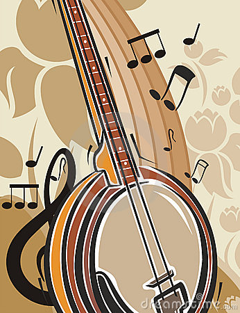 Free Music Instrument Background Stock Image - 1760801