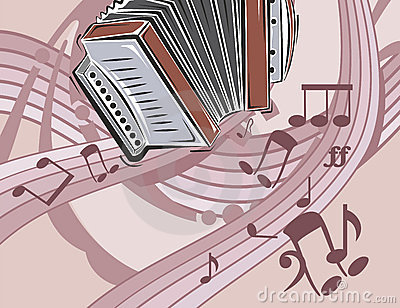 Music Instrument Background