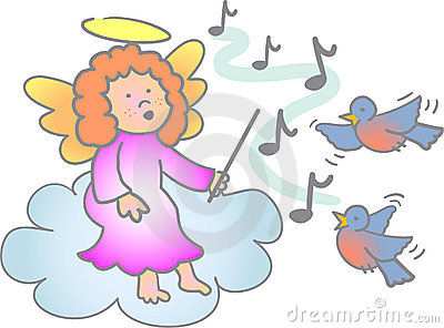 Music Lesson Angel/eps