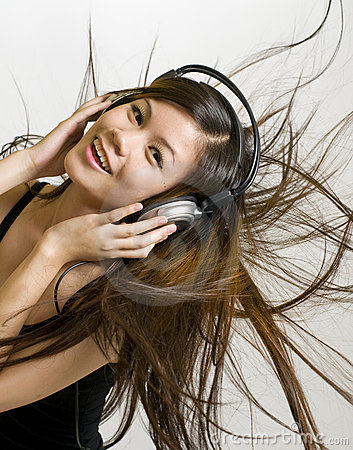 Free Music Lover Royalty Free Stock Image - 8448286