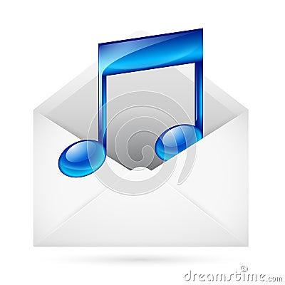 Music mail