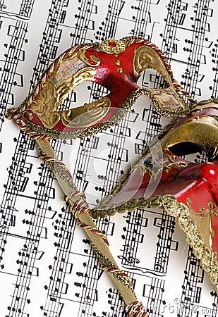 Music Mask 1