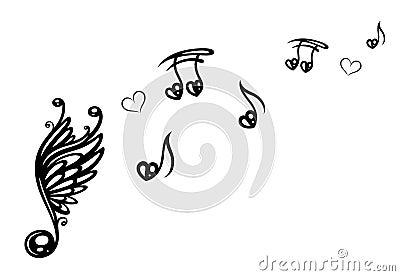 Music, music note