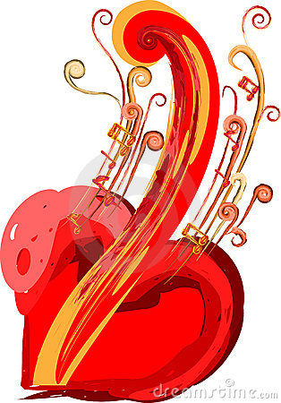 The Music in my heart