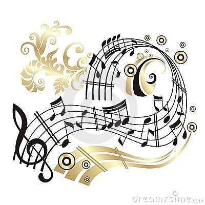 Free Music Note. Royalty Free Stock Images - 8535349