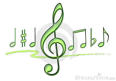 Music Note Collage
