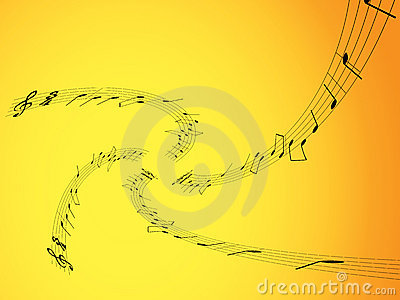 Music notes - 3
