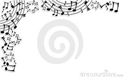 music notes border frame stock illustrations 537 music notes border frame stock illustrations vectors clipart dreamstime - Music Note Picture Frame