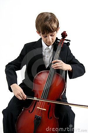 Free Music Of Cello Royalty Free Stock Photography - 9747567