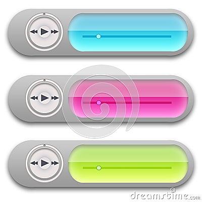 Music Player Widgets