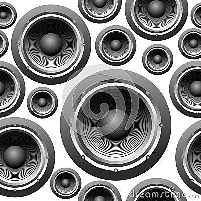 Free Music Seamless Background Stock Photos - 29344833