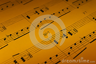 Music Sheet Detail