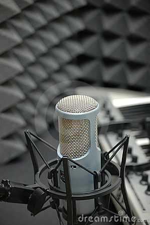 Free Music Studio Stock Images - 8861664