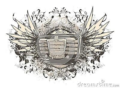Music t-shirt design