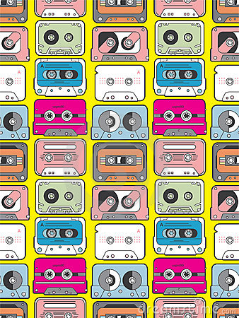Music tape seamless