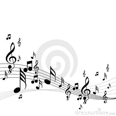 Free Music Theme Royalty Free Stock Photo - 14996565