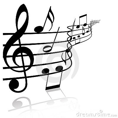 Free Music Theme Royalty Free Stock Image - 6535166