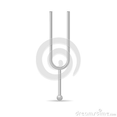 Free Music Tuning Fork Royalty Free Stock Photo - 94252035