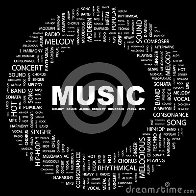 Cool image about Definition of Music - it is cool