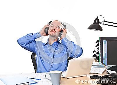 Music at work