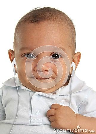 Musical baby boy