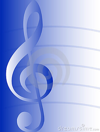 Musical Background-Blue/eps