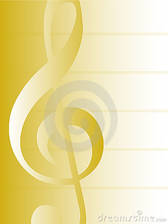Musical Background-Gold