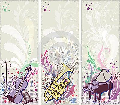 Musical backrgounds